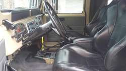 Toyota Lan Cruiser Fj 40 Modelo 1984 4x4