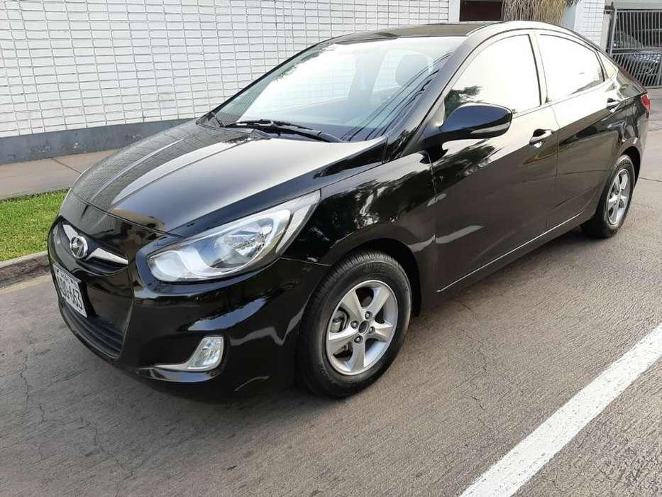 Hyundai Accent 2014 - 41000 km