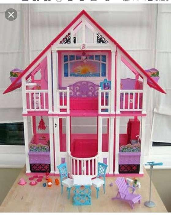 Casa de Barbie Malibu