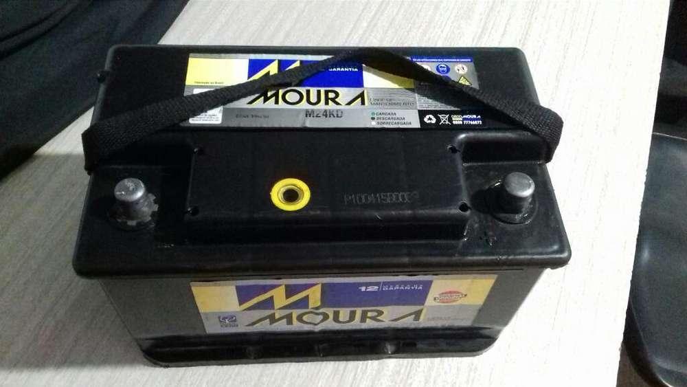 Vendo <strong>bateria</strong> de 75 Amp Semi Nueva