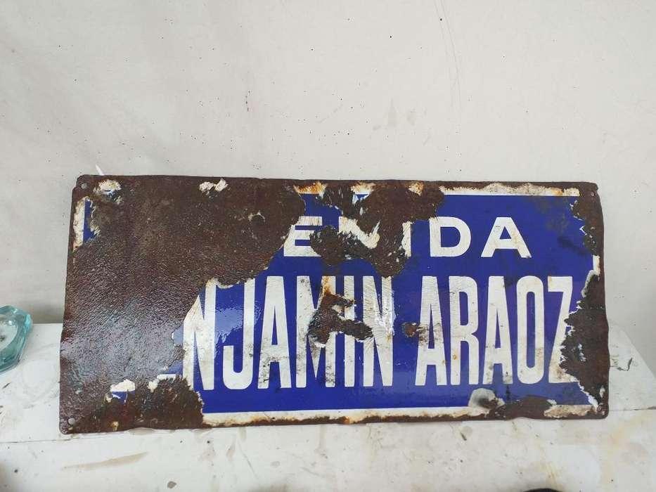 Cartel Calle
