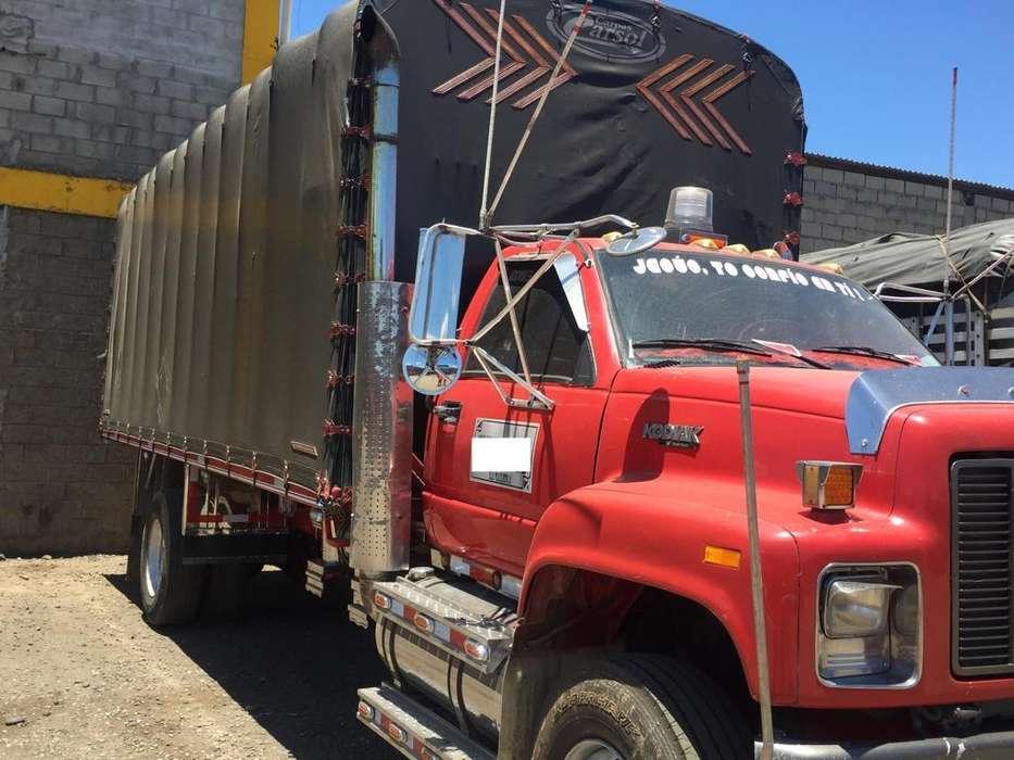 Camión KODIAK - camion kodiak Chevrolet