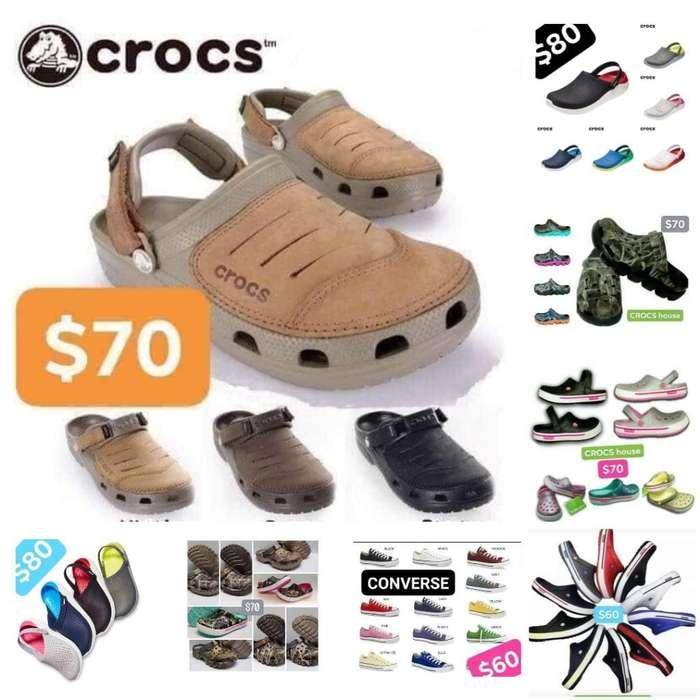 Moda Calzado Accesorios Crocs Converse
