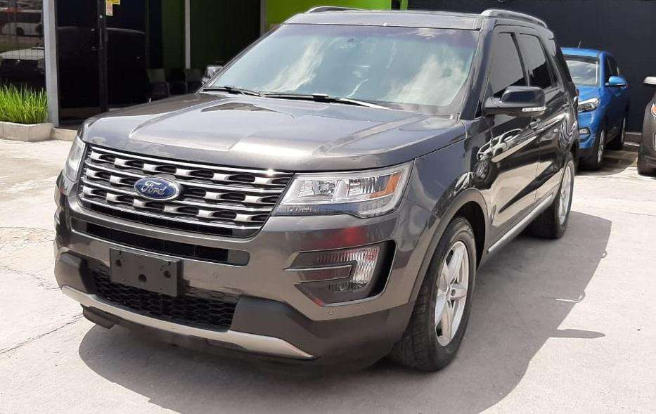 Ford Explorer 2016 - 70176 km