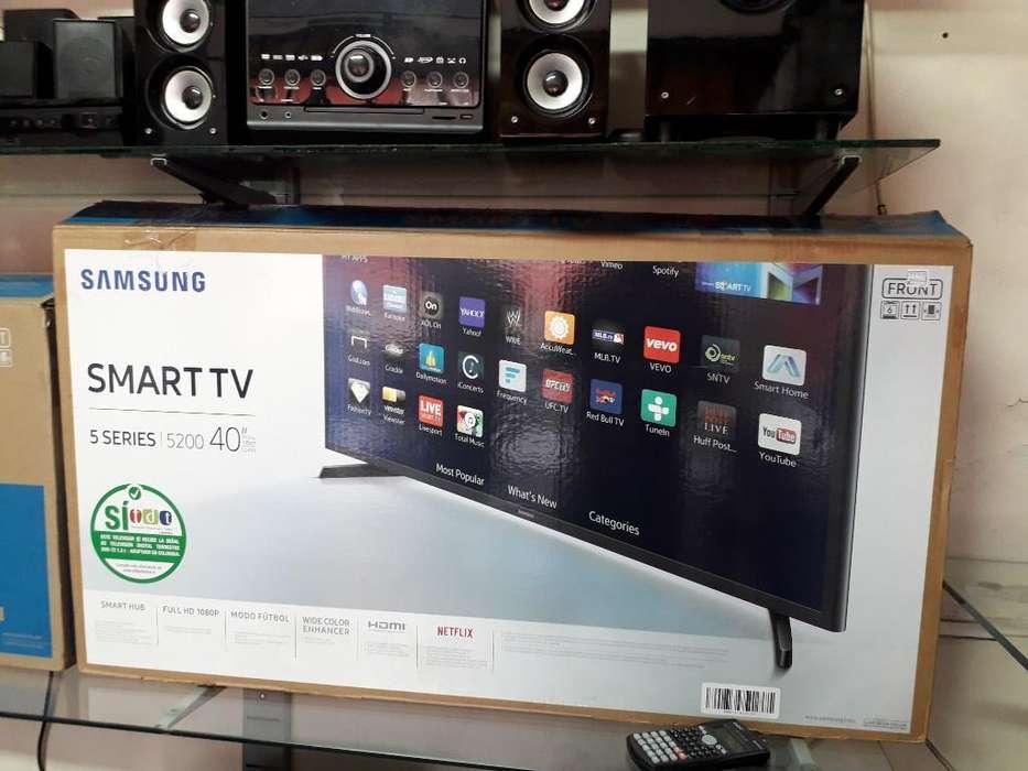 Gran Oferta Tv Samsung 40 Smartv J5200