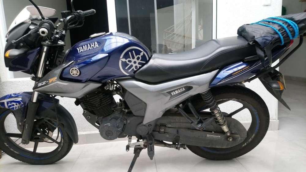 Vendo Moto Yamaha 150 SZR