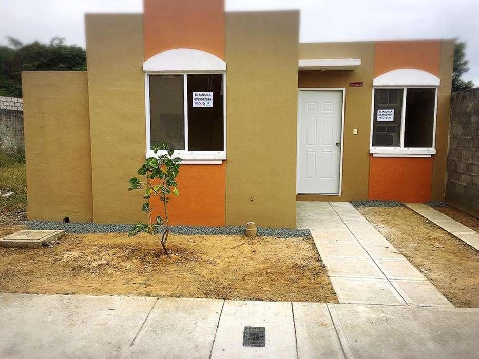 Casa en Alquiler por estrenar - Guillermo - Villa del Rey