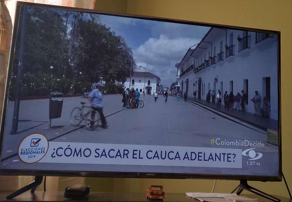 Samsung Smart Tv Ufhd 49'