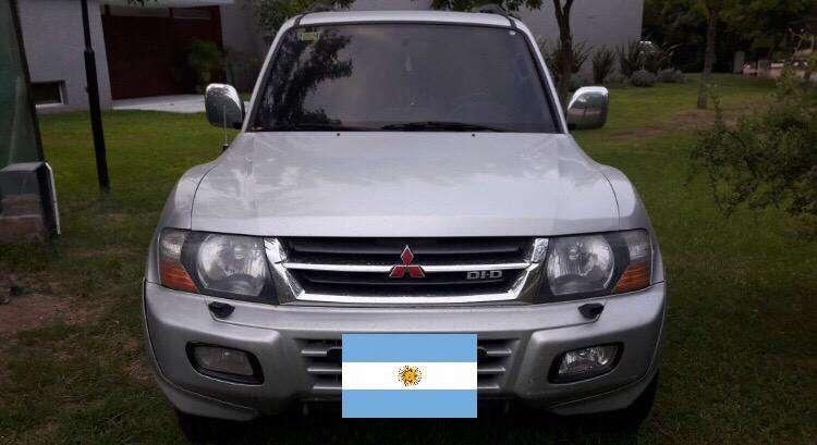 <strong>mitsubishi</strong> Montero 2003 - 150000 km