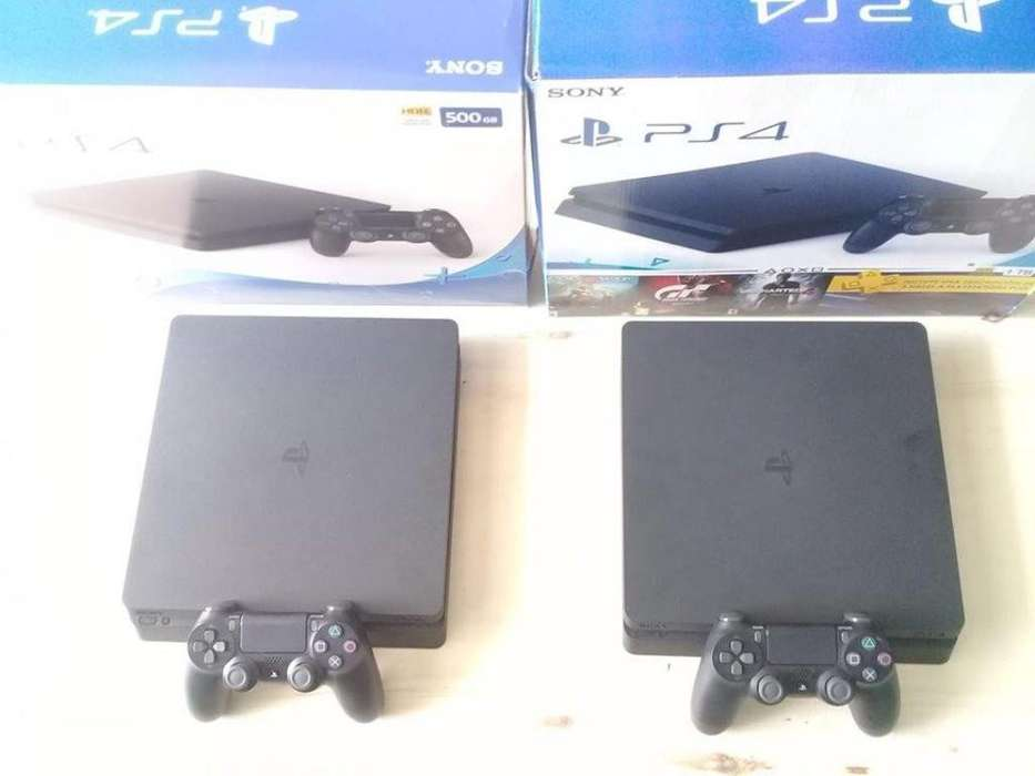 Playstation 4 Slim 1tby500gb