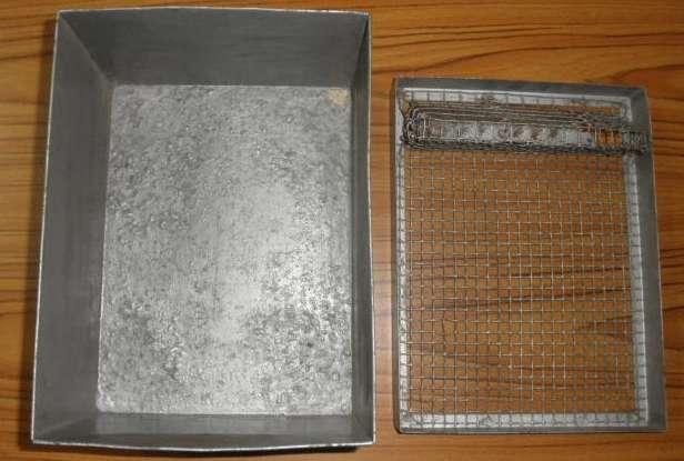 Se Vende Jaula de metal, usada, para hámster o ratón