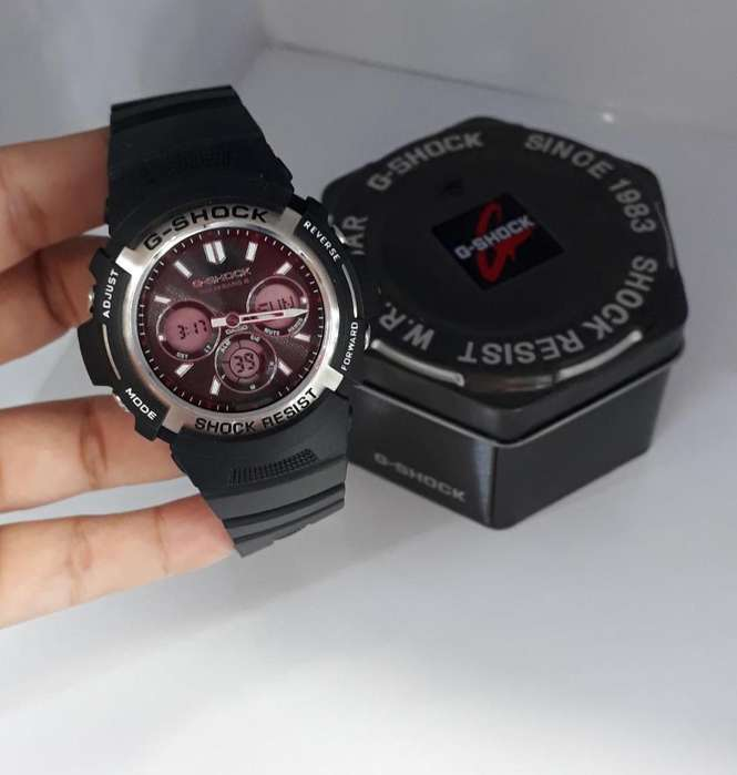 Reloj G Shock Sumergible