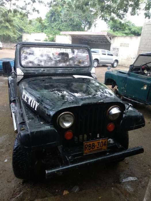 <strong>jeep</strong> CJ 1972 - 133000 km