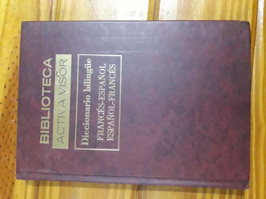 Diccionario bilingüe francés español. Enciclopedia Universal Activa Visor