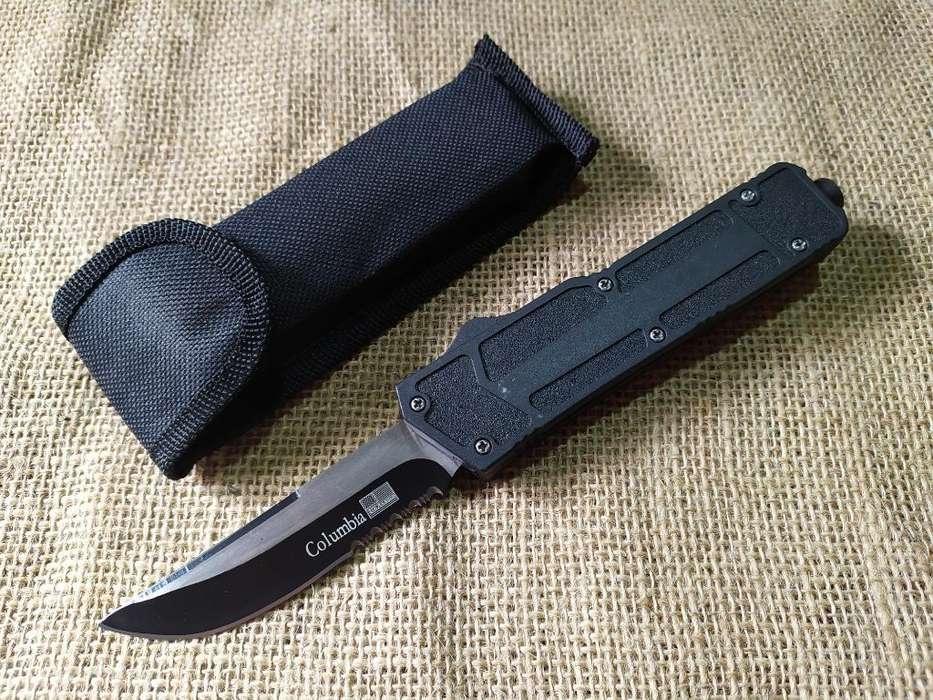 Navaja Cuchillo Otf Frontal Cessp