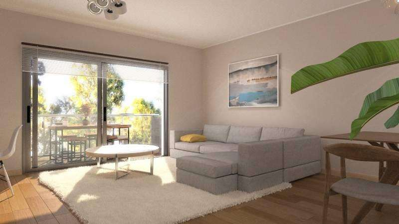 Venta 1 dormitorio en construcción frente al Parque Independencia Rosario