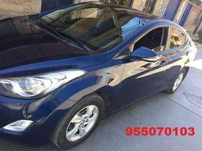 Hyundai Elantra 2012 - 98000 km