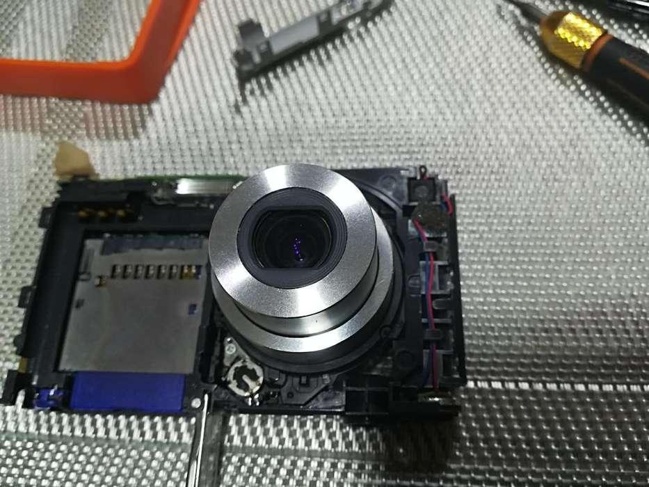 Lente para Cámara Sony Cyber Shot