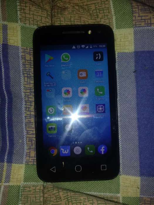 Alcatel Pixi 3 <strong>barato</strong> Android 6