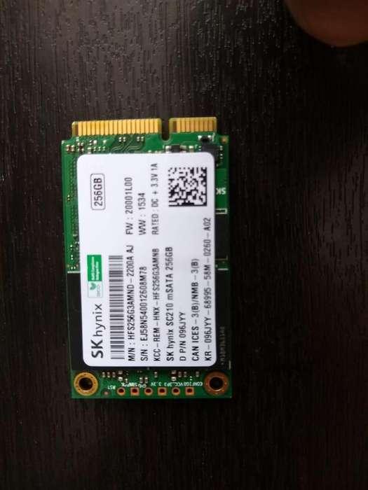 Disco Duro SSD MSata 256 GB SK hynix