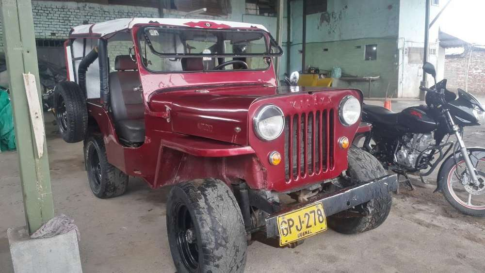 JEEP Willys 1955 - 1 km