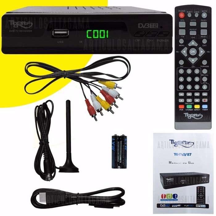Tdt Decodificador Para Tv Receptor <strong>televisor</strong> Codificador nuevo 3138152836