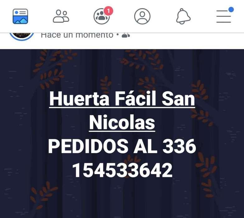 Huerta Facil San Nicolas