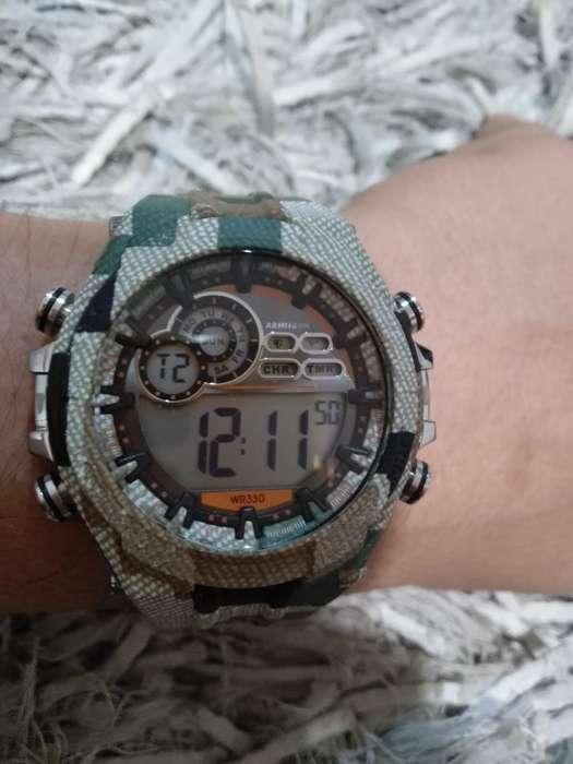 Reloj Armitron Spor Camuflado