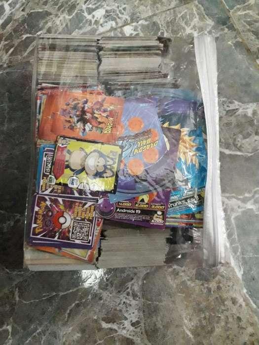 Cartas de Juego Dragon Ballz entre Otros