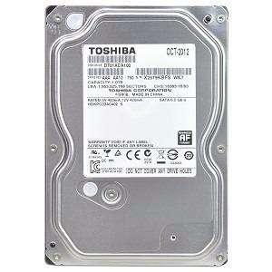 DISCO DURO INTERNO TOSHIBA DT01ACA100 DE 1TB SATA 3.0Gbps PARA PC DE ESCRITORIO