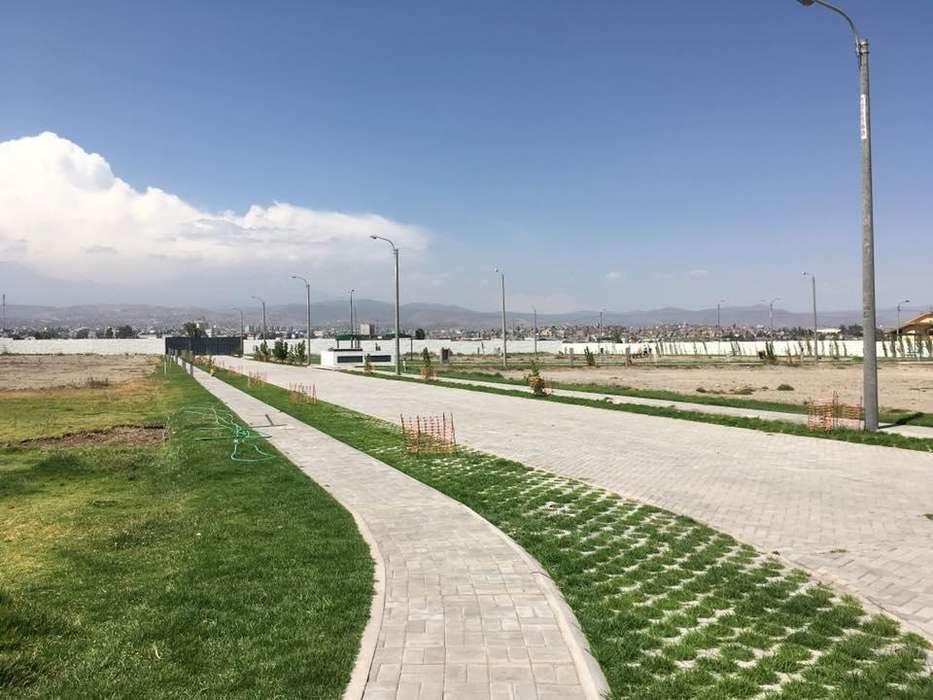 Hermoso terreno frente a parque