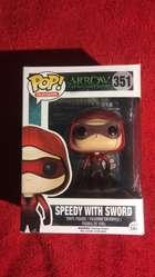 Funko Pop Speddy With Sword