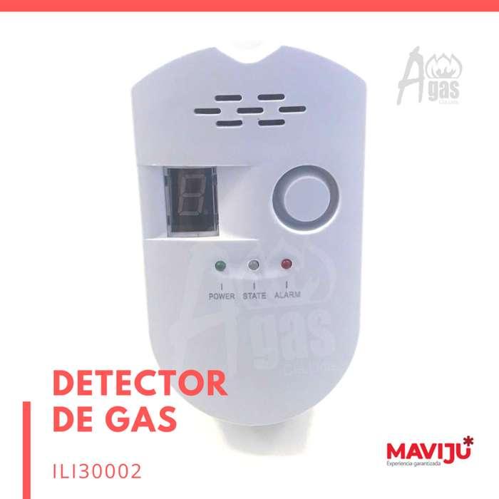 Detector de fugas de gas sensor