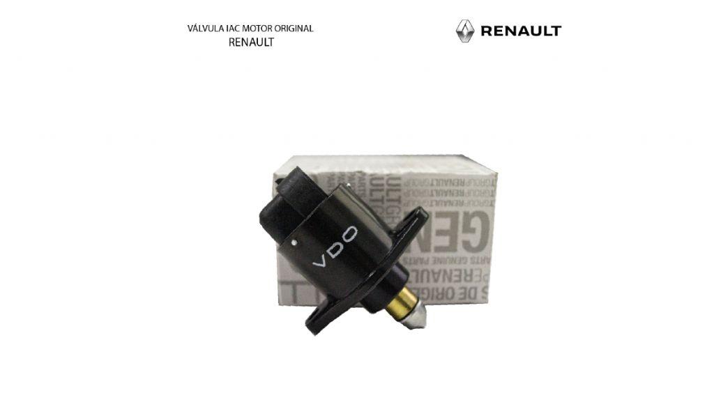 Repuesto original Renault Válvula IAC motor