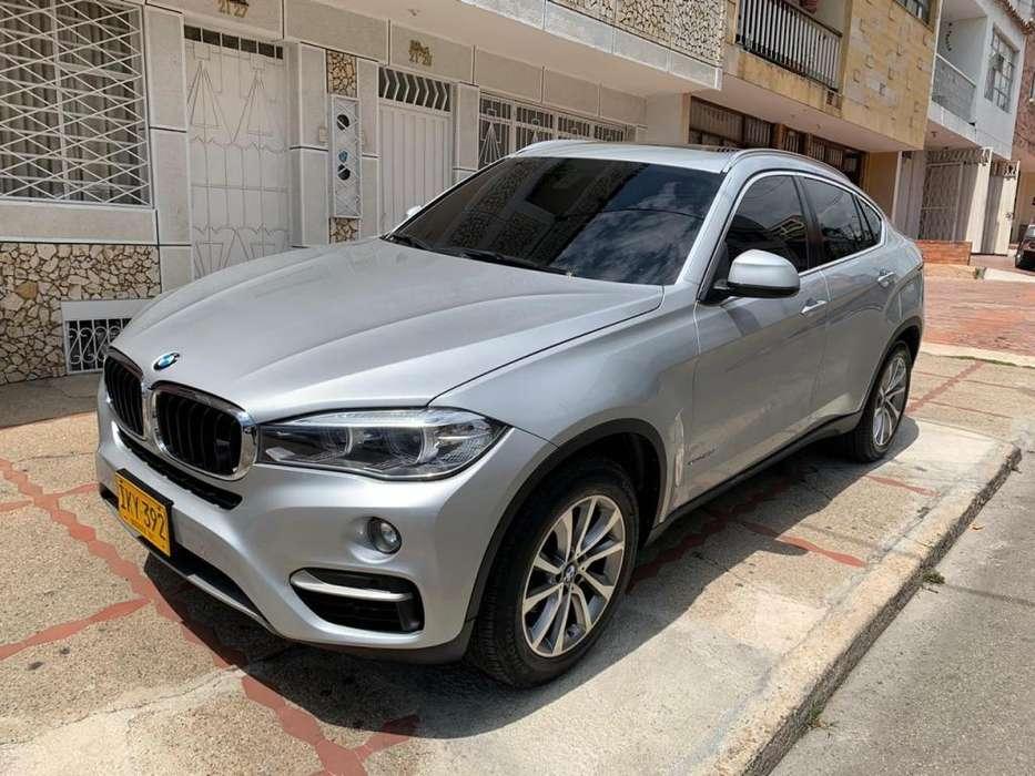 BMW X6 2016 - 75797 km