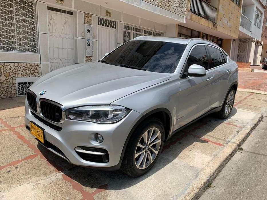<strong>bmw</strong> X6 2016 - 75797 km