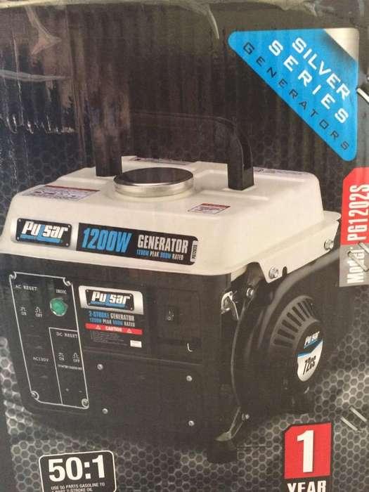 Planta Electrica 1200W Nueva