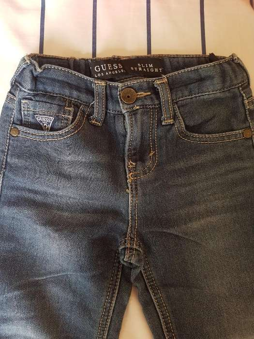 Jeans Guess Carters Y Tommy Talla 4 Años