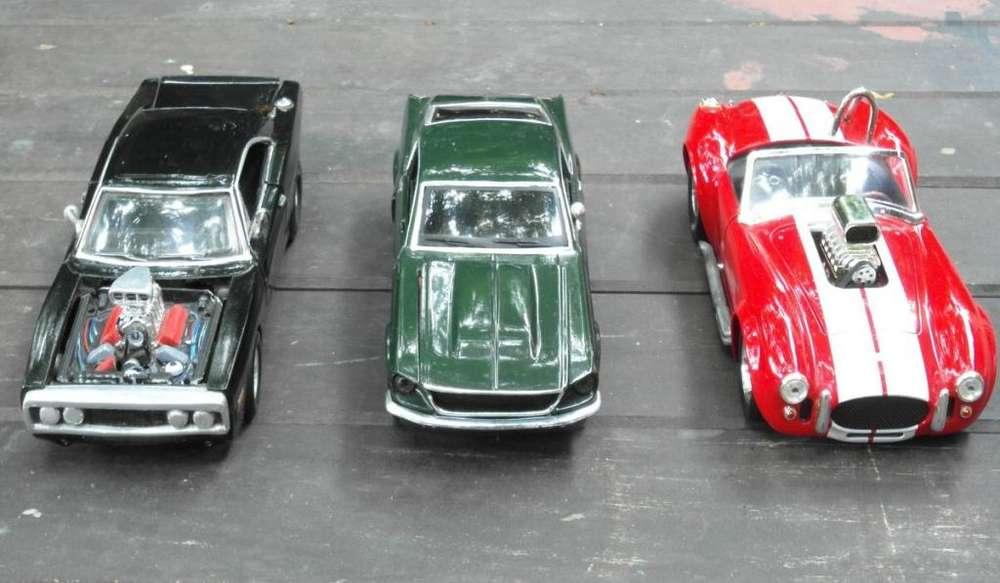 OFERTA coches 1/24 americanos Maisto y Jada