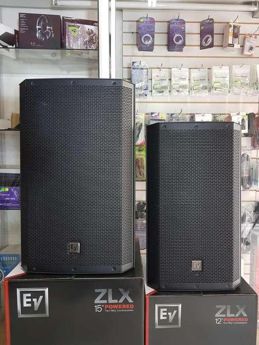 Electro Voice ZLX 15P / 12P