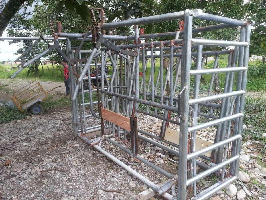bretes ganaderos remolques estructuras metalicas hornamentacion domos