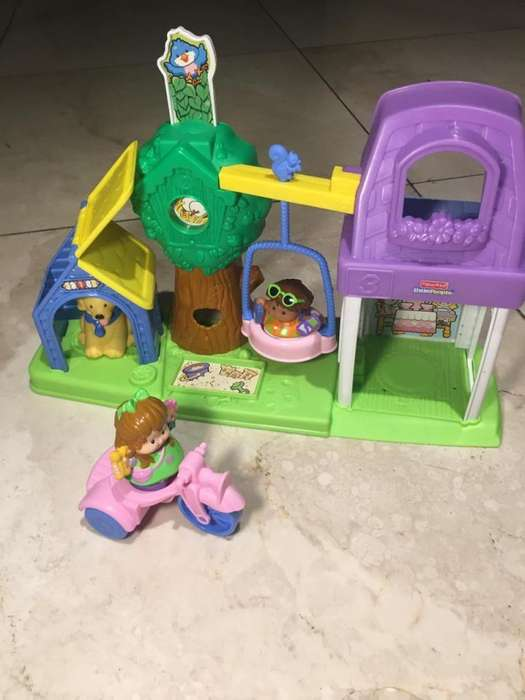 Parque little people Fisher price