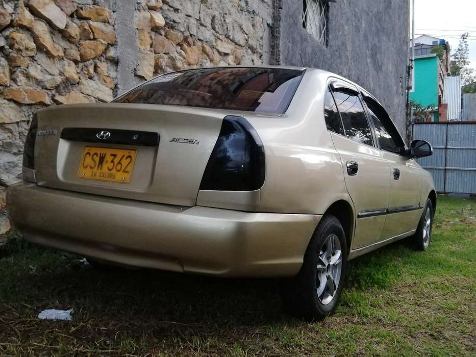 <strong>hyundai</strong> Accent 2002 - 195000 km