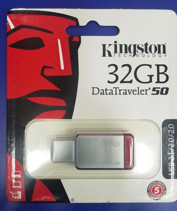 Memoria Usb Kingston 32 Gb