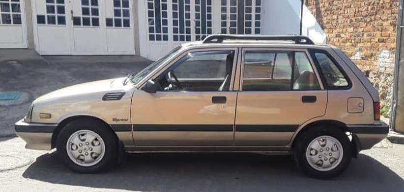 Chevrolet Sprint 2003 - 116000 km