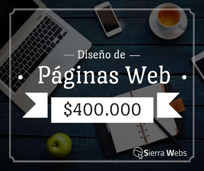Desarrollo de Páginas Web Pereira Risaralda