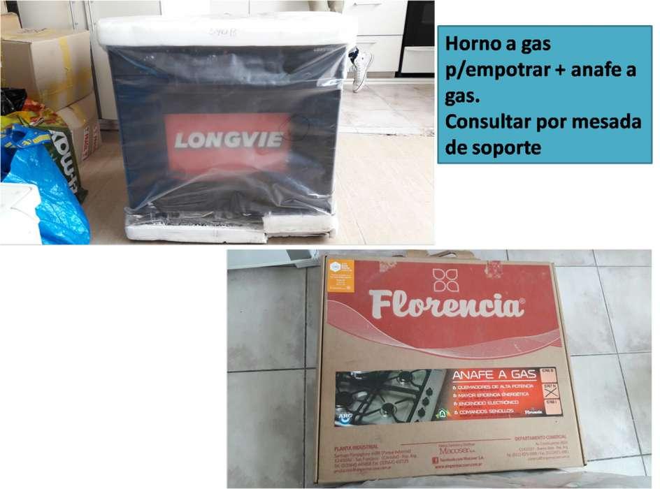 Venta de Horno a gas para bajo mesada Anafe a gas Mesada granito