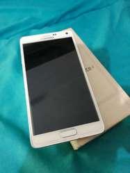 Samsung Note 4 32 Gigas Vendo O Cambio