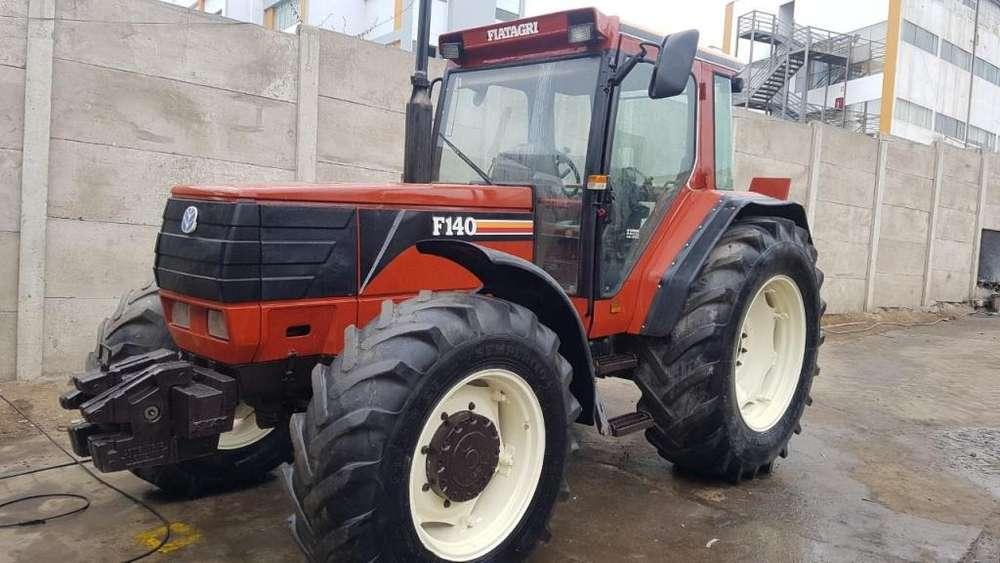 Tractor Agrícola Importado FIAT - 140 HP TURBO