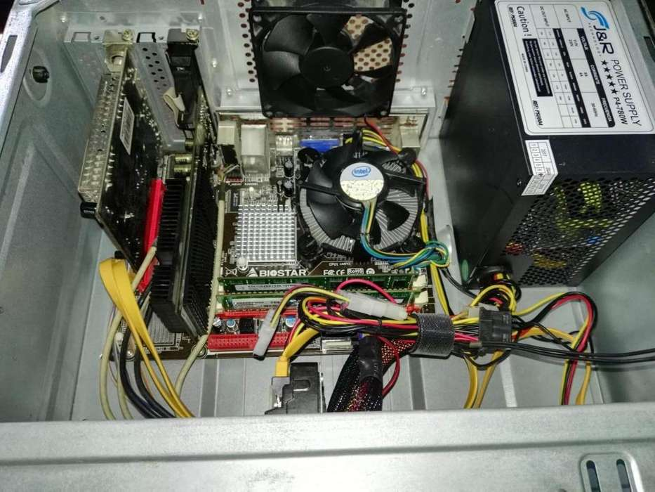 Combo Board Procesador Intel Core2quad 9550